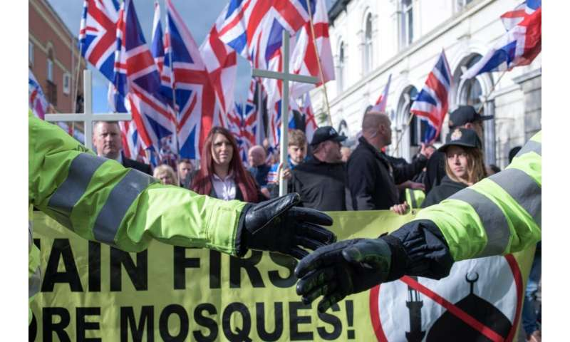 Extreme far right: 'pick'n'mix' ideologies and direct messaging online make for deadly new combination
