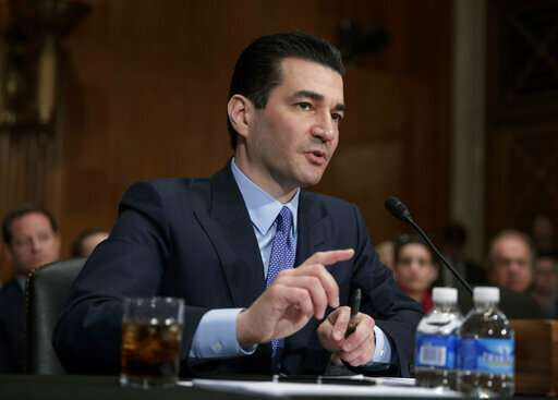 FDA chief Scott Gottlieb steps down after nearly 2 years