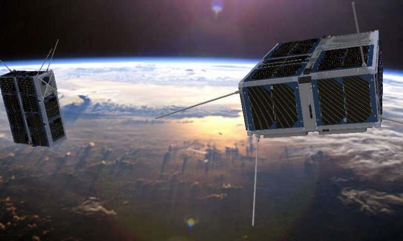 First Earth observation satellite with AI ready for launch