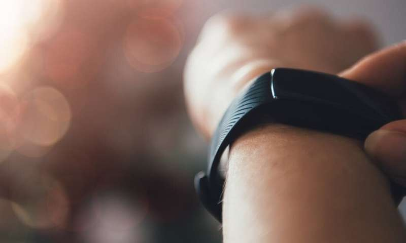 Fitness trackers and personalised training programmes