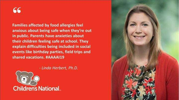 Food allergies: A research update