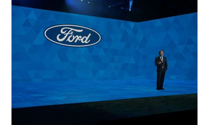 Ford CEO Jim Hackett said the company's restructuring efforts will boost profitability