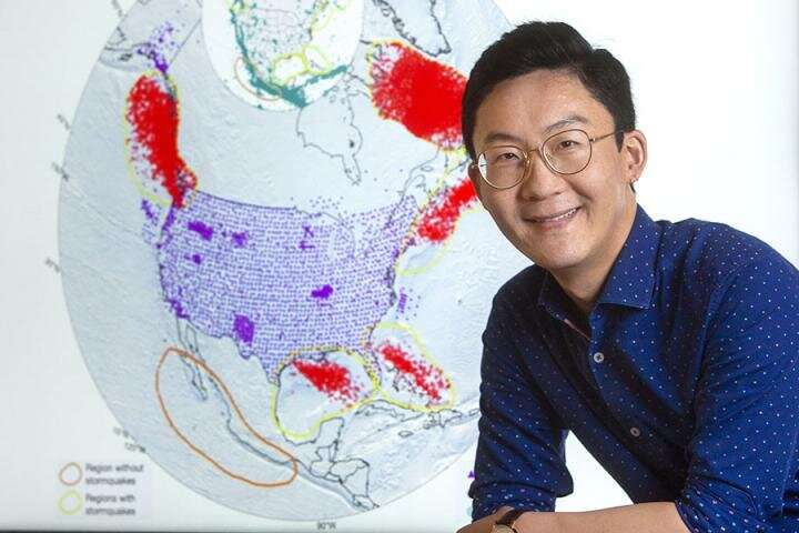 FSU research: Strong storms generating earthquake-like seismic activity