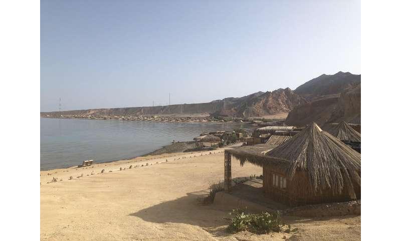 Future tsunamis possible in the Red Sea's Gulf of Elat-Aqaba