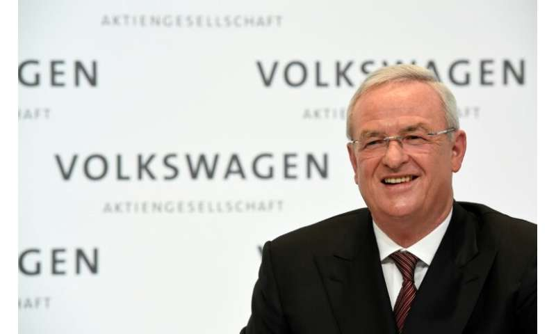 "German prosecutors say former Volkswagen CEO Martin Winterkorn was as ""guarantor"" to authorities and customers that th"