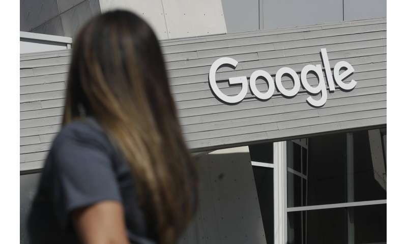 Google employees call for corporate climate change action