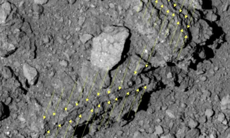 Hayabusa2 probes asteroid for secrets