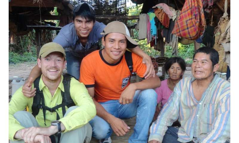 Heart-healthy forager-farmers in lowland Bolivia are changing diets and gaining weight