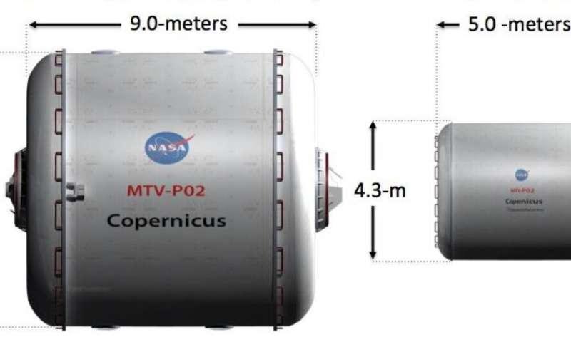 Hibernating astronauts would need smaller spacecraft