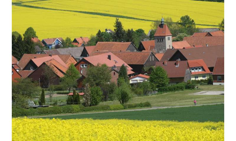 How one small village in Germany reinvented itself to ensure its survival
