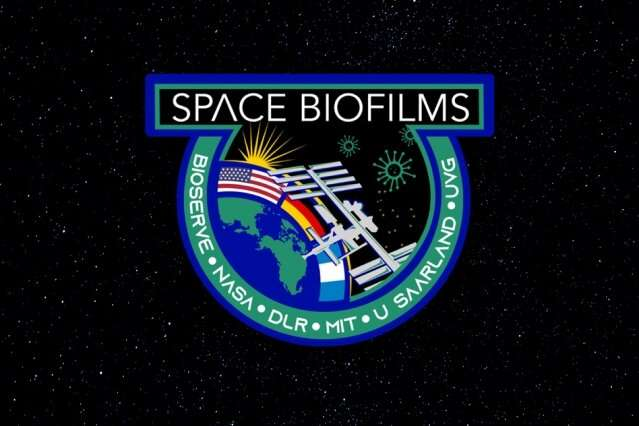 How to control biofilms in space