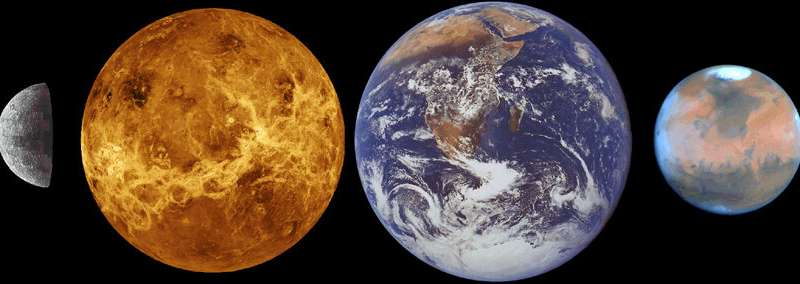 How Venus and Mars can teach us about Earth