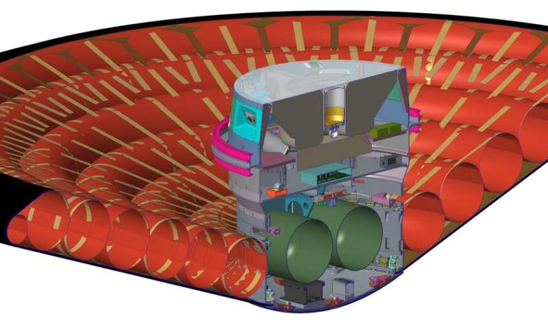 Inflatable decelerator will hitch a ride on the JPSS-2 satellite