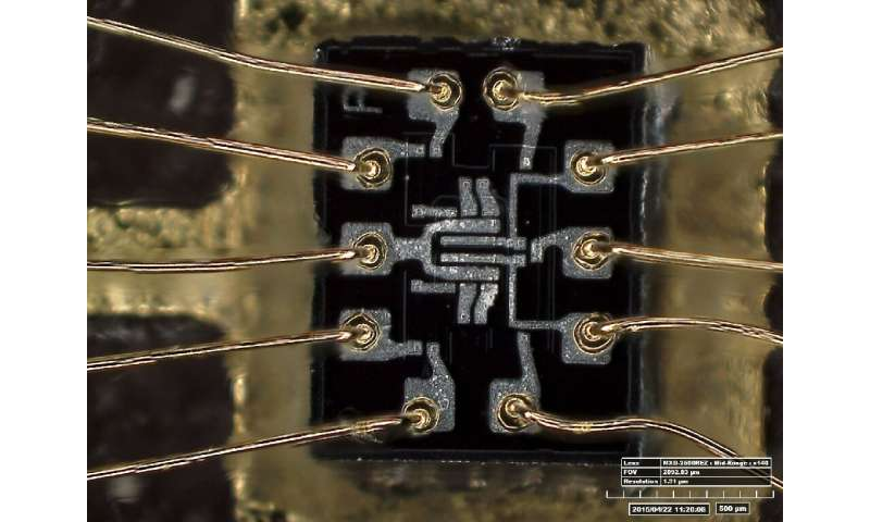 Integrated circuits, or microchips, were a necessary part of the miniaturization process that allowed computers to be placed on
