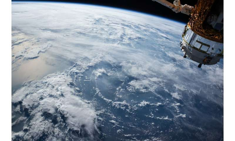 Fulfilling a dream: To study Earth from space