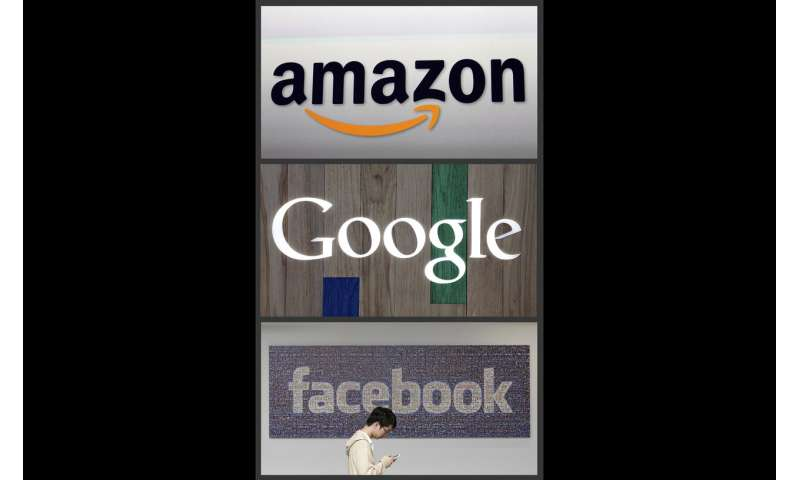 Justice Dept. puts Big Tech under the antitrust microscope