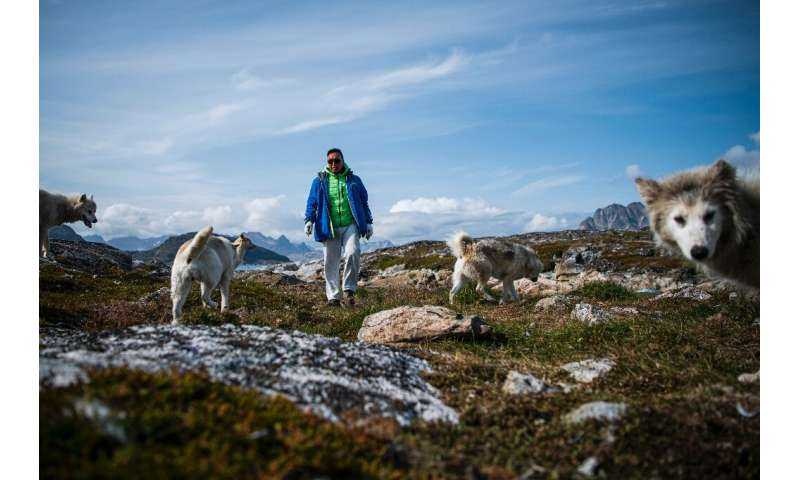 Kunuk Abelsen says the dogs are an invaluable source of recreation