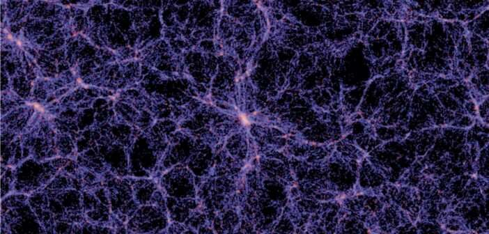 Large cosmological simulation to run on Mira