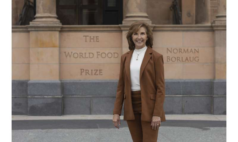 Leader of food security nonprofits to head World Food Prize