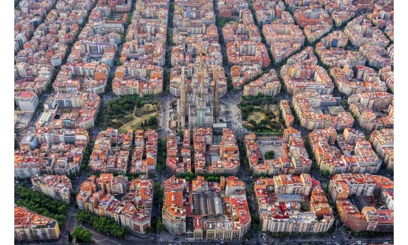 London to be as hot as Barcelona by 2050? I research urban heat, and I'm sceptical