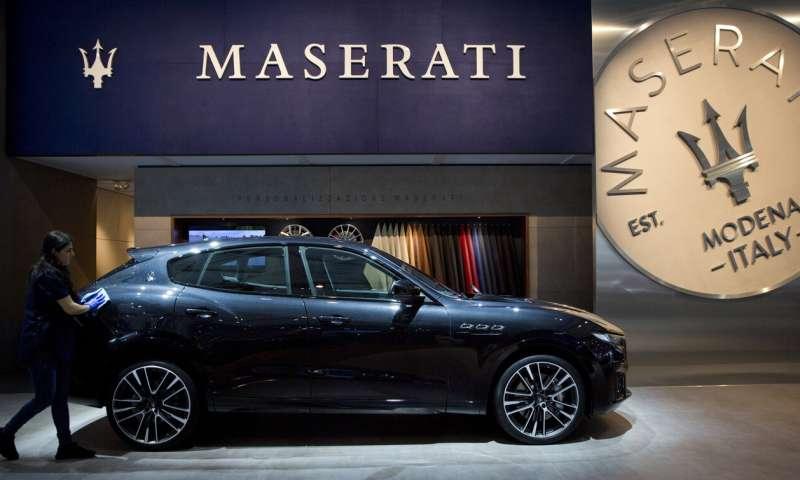Luxury carmaker Maserati focuses production on Italy