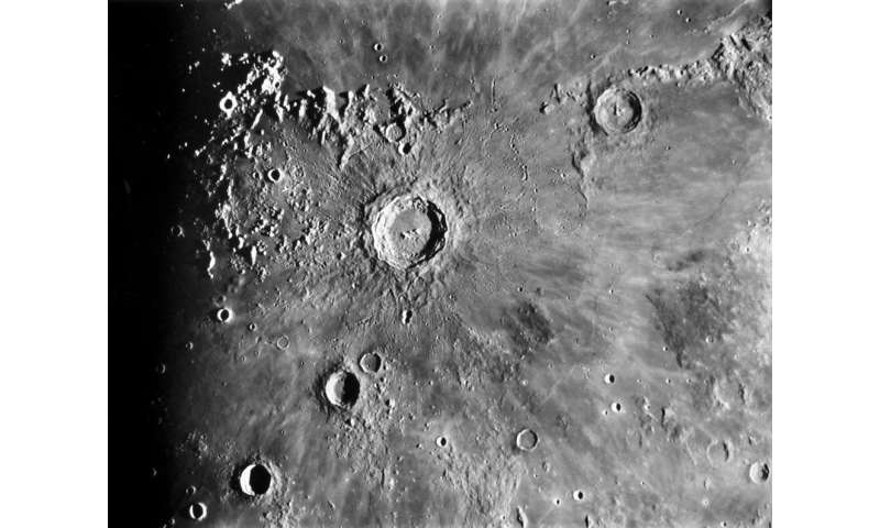 Mapping the moon for Apollo