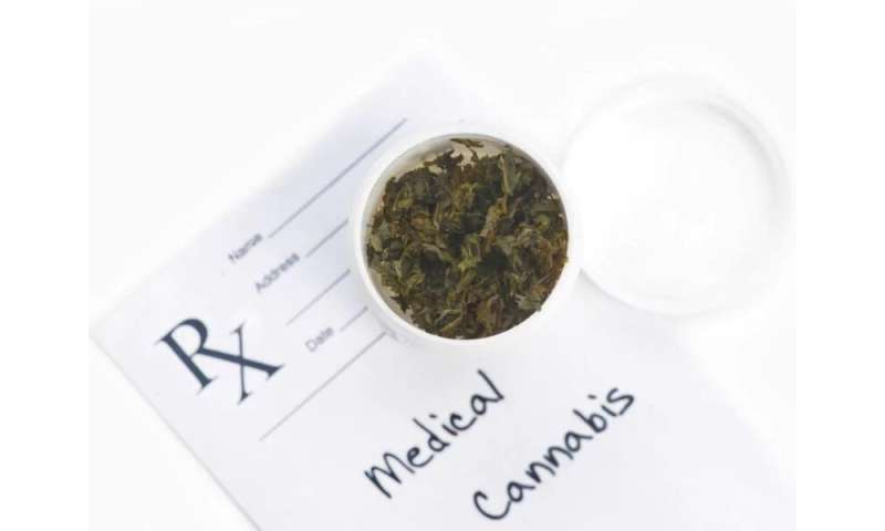 Marijuana use common among adults with medical conditions