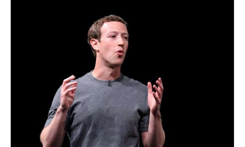 "Mark Zuckerberg says many Facebook users would be interested in a dedicated ""news tab"" to find professional ""high"