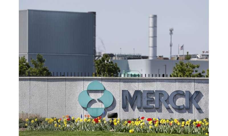 Merck's global sales jump 12% in second quarter