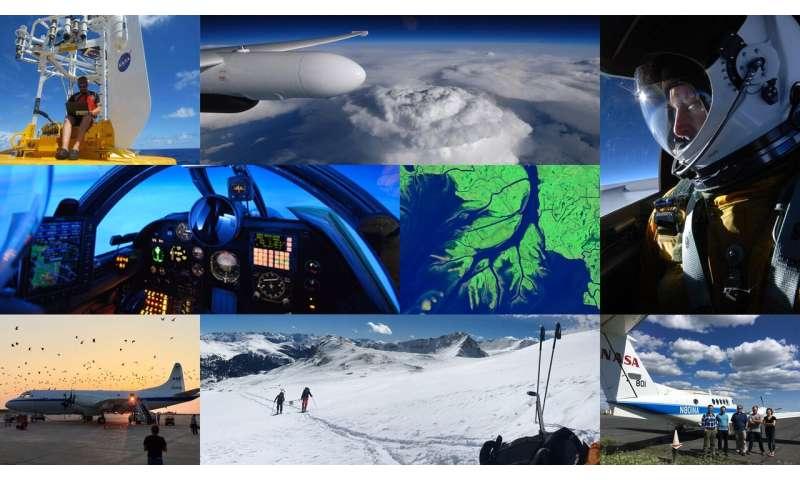 NASA embarks on 5 US expeditions targeting air, land and sea