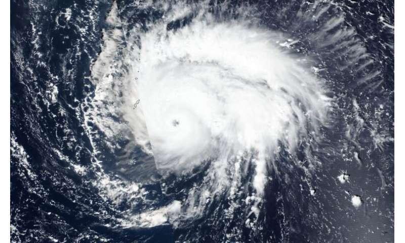 ناسا توفان بولو را به سرعت تشدید می کند