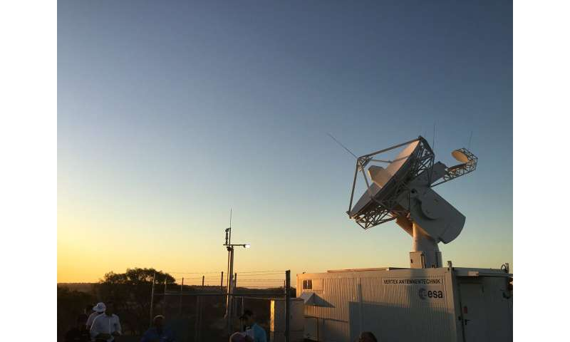 New era for New Norcia deep space antenna