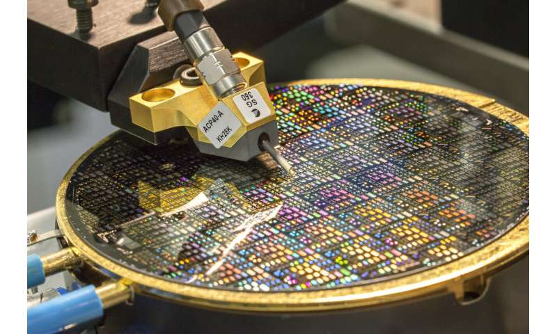 New material to push the boundaries of silicon-based electronics