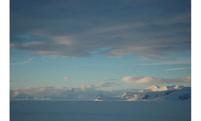 New satellite keeps close watch on Antarctic ice loss