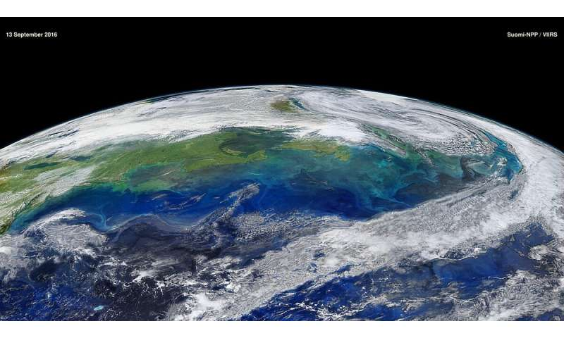 New study offers roadmap for detecting changes in the ocean due to climate change