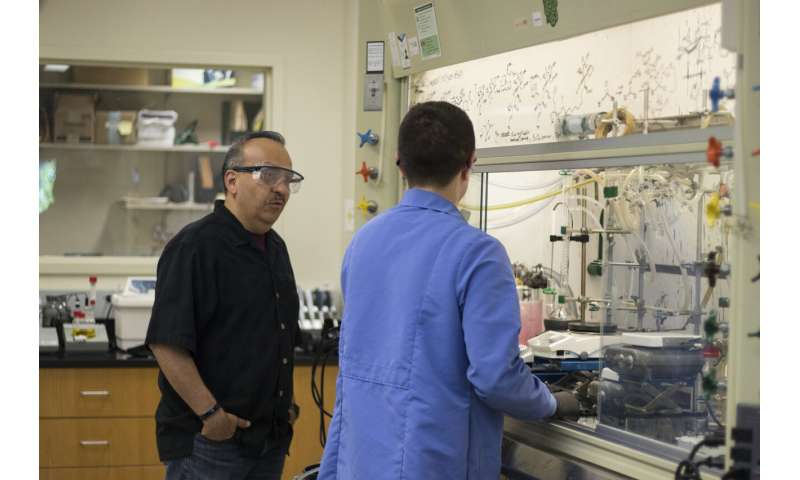 New synthesis strategy speeds identification of simpler versions of a natural product