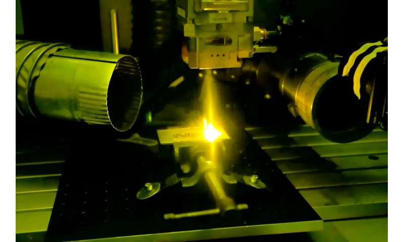 NIST research sparks new insights on laser welding