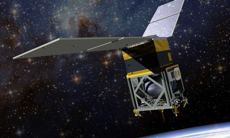 NRL payloads deployed by SpaceX to study space weather and spacecraft propulsion