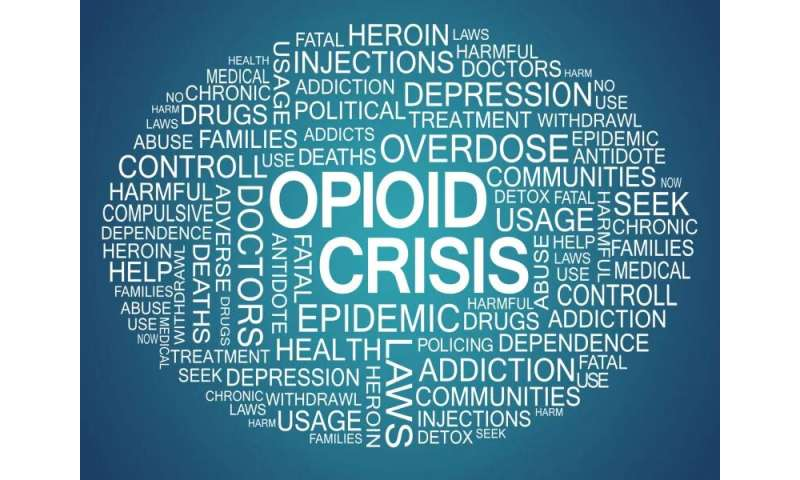 Opioid crisis cost united states $631 billion over four years