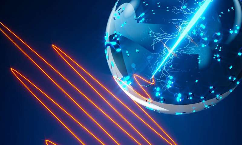 Physicists use light waves to accelerate supercurrents, enable ultrafast quantum computing
