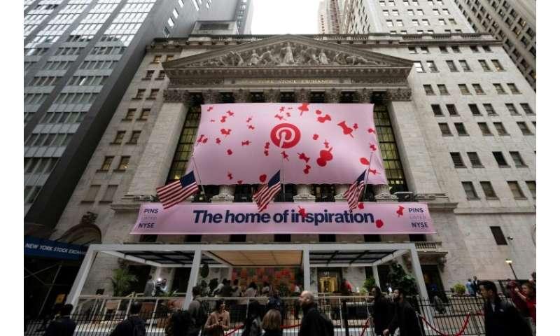 Tech startups Pinterest, Zoom soar in Wall Street debut