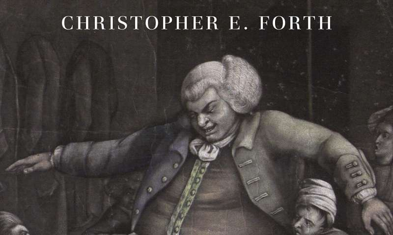 Professor explores the historical effects of 'fat' stereotyping