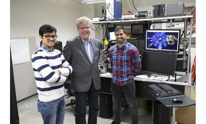 Protein imaging at the speed of life