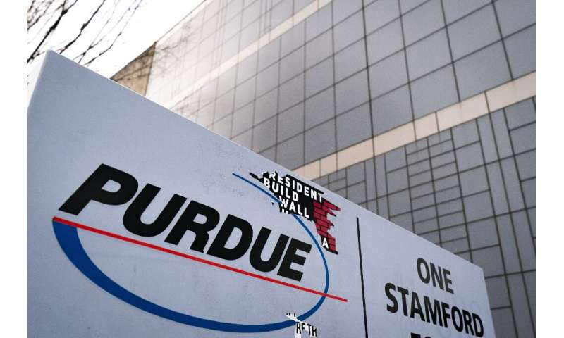 Purdue said it had filed for reorganization under Chapter 11 of the U.S. Bankruptcy Code