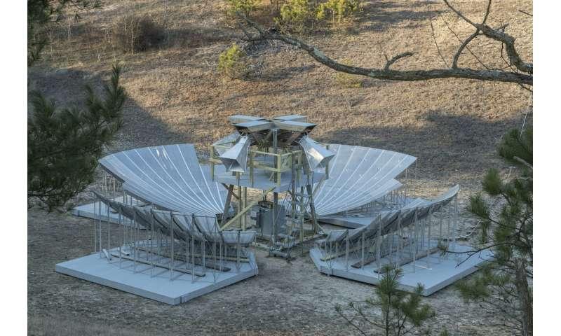 Radio Telescope Gets Upgrade at Brookhaven Lab