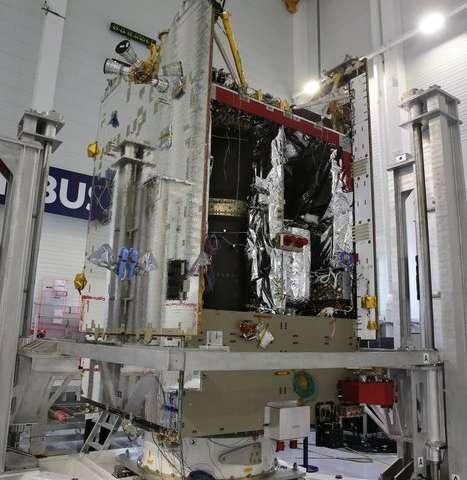 Reprogrammable satellite takes shape
