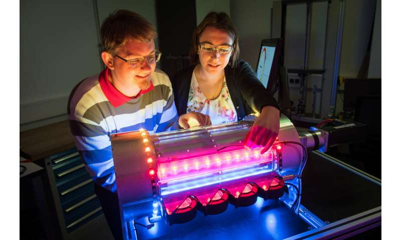 Research team uses artificial muscles to develop an air conditioner for the future