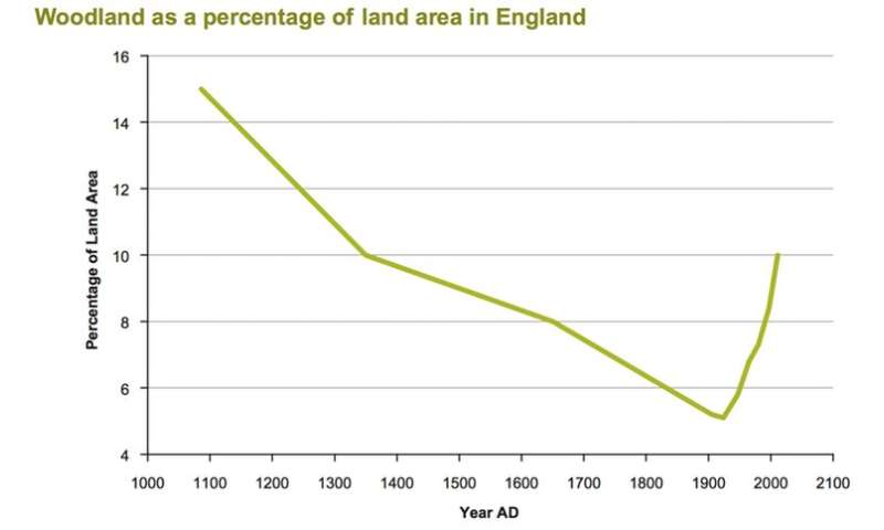 Rewild 25% of the UK for less climate change, more wildlife and a life lived closer to nature