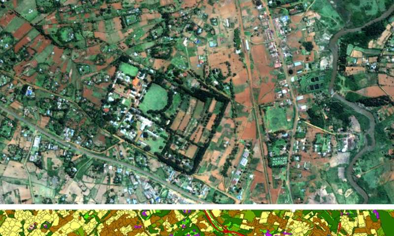 Satellite images reveal global poverty