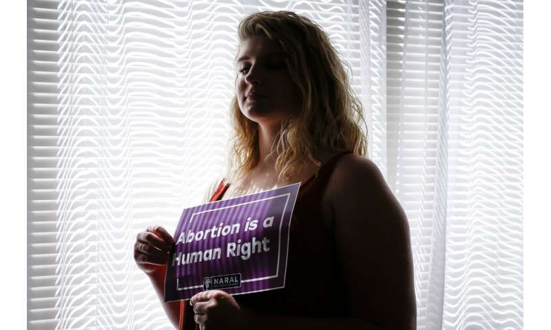 Share of women seeking out-of-state abortions increases